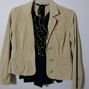 Jacket AEROPOSTALE With TOP